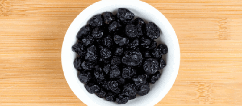 How to Dry Blueberries