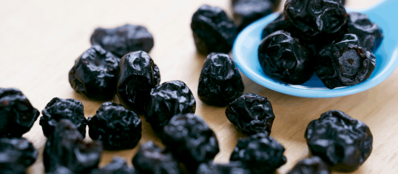 Benefits of Dried Blueberries