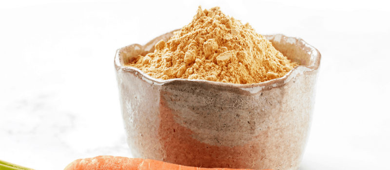 How to Make Carrot Powder