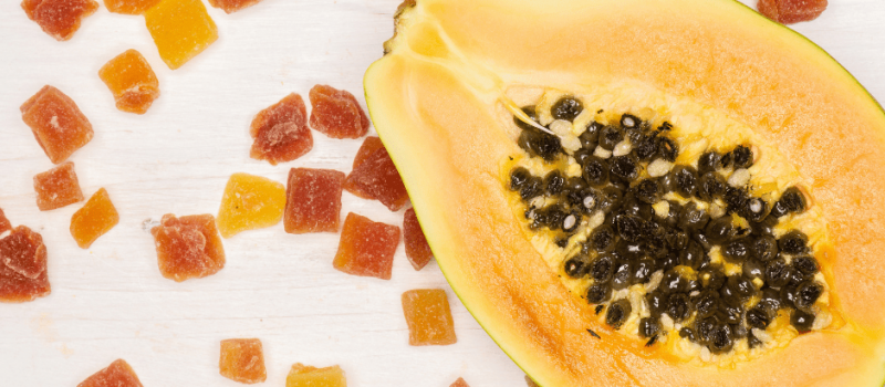 How to Dehydrate Papaya 4 Different Ways